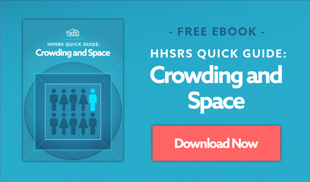 HHSRS regulations on crowding and space