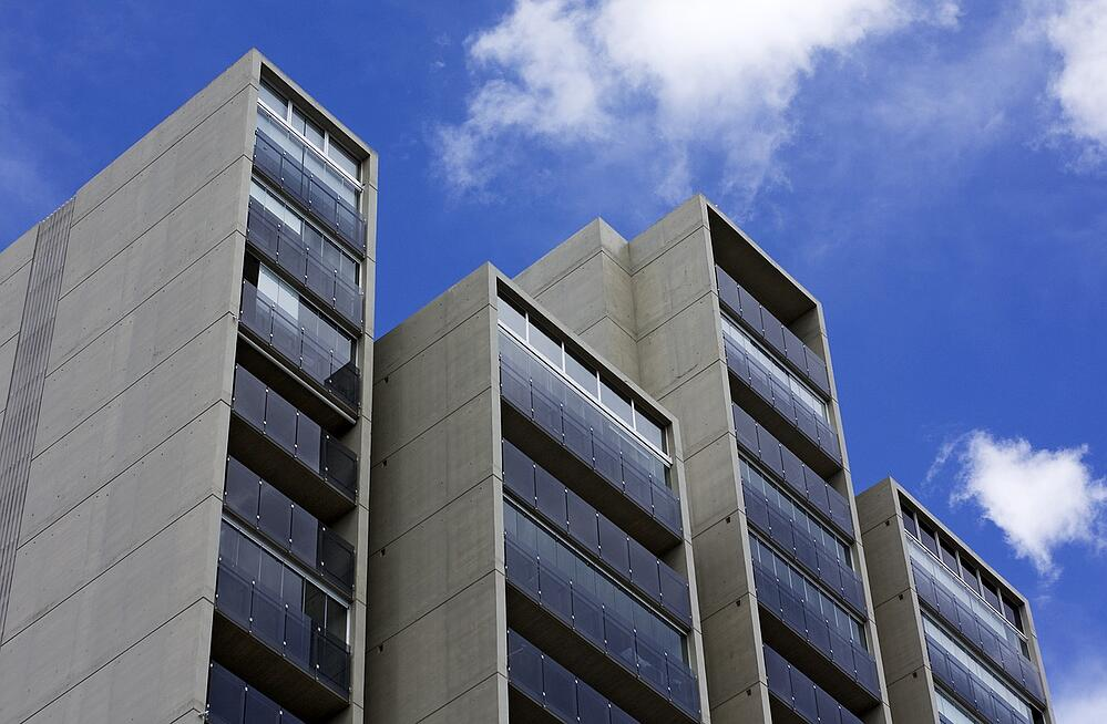 tenants apartment blocks